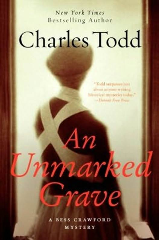 обложка книги An Unmarked Grave