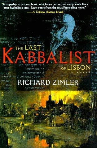 обложка книги The Last Kabbalist of Lisbon