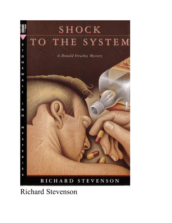 обложка книги Shock to the system