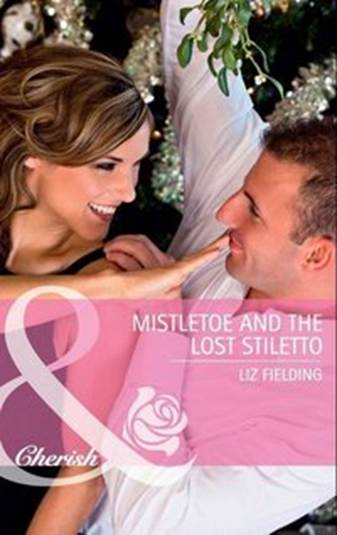 обложка книги Mistletoe and the Lost Stiletto