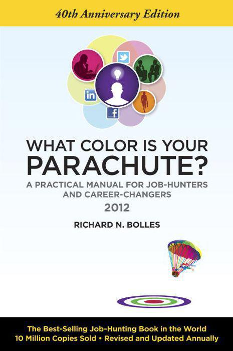 обложка книги What Color Is Your Parachute?