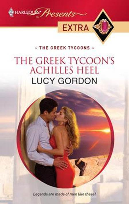 обложка книги The Greek Tycoon's Achilles Heel