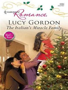 обложка книги The Italian's Miracle Family
