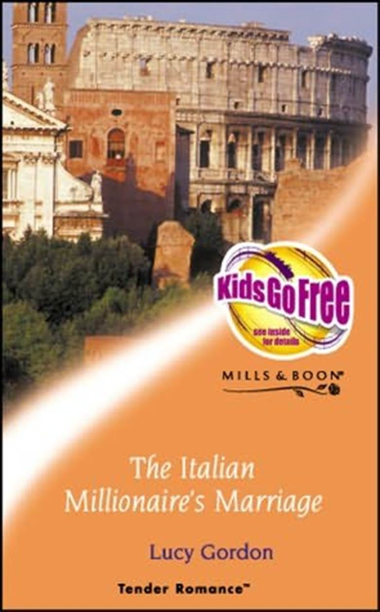 обложка книги The Italian Millionaire's Marriage