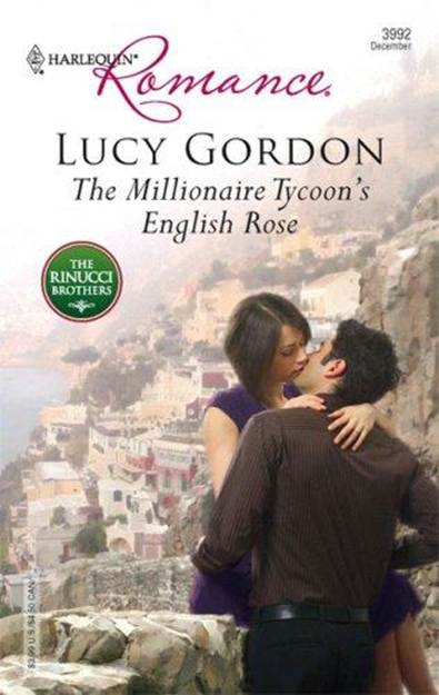 обложка книги The Millionaire Tycoon's English Rose
