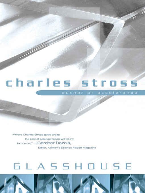 Изображение к книге Glasshouse