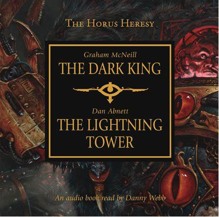 обложка книги The Dark King and The Lightning Tower