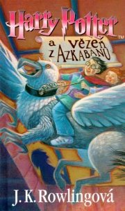 обложка книги Harry Potter a vězeň z Azkabanu