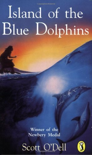 обложка книги Island of the Blue Dolphins