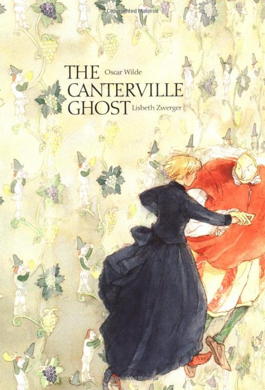 обложка книги The Canterville Ghost (Illustrated by WALLACE GOLDSMITH)