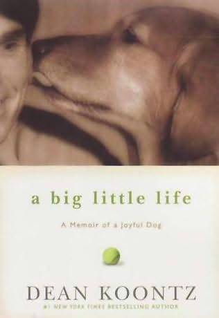обложка книги A Big Little Life: A Memoir of a Joyful Dog