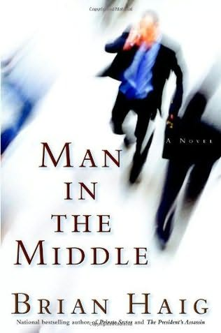обложка книги Man in the middle