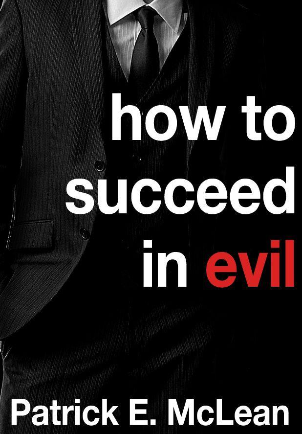 обложка книги How To Succeed in Evil
