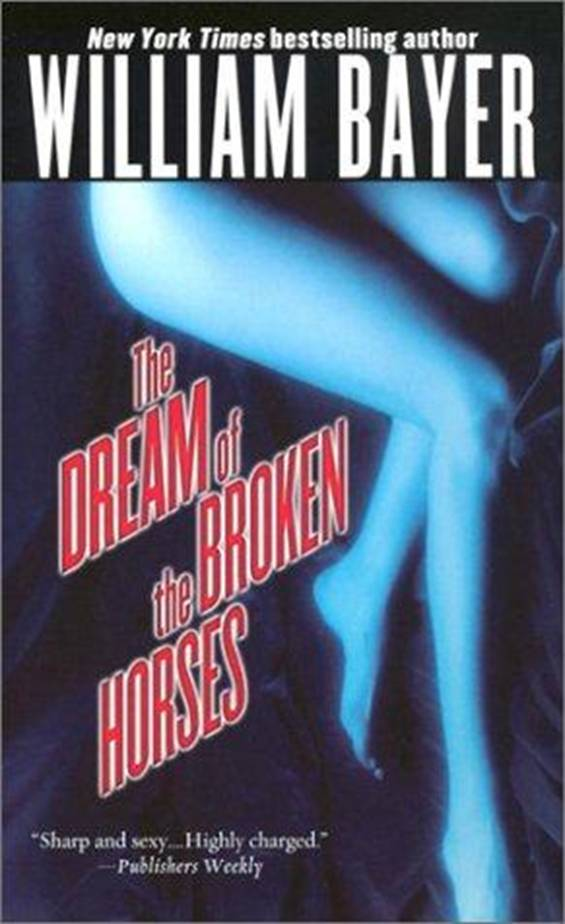обложка книги The Dream of The Broken Horses