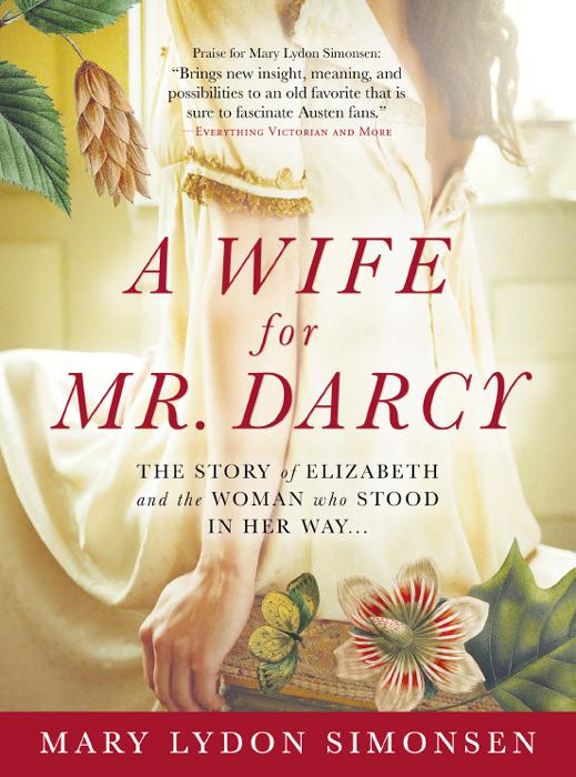 обложка книги A Wife for Mr Darcy