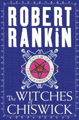 обложка книги The Witches of Chiswick