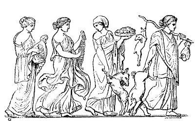 Изображение к книге Античная мифология. Энциклопедия