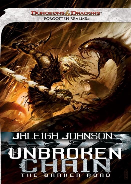 обложка книги Unbroken Chain: The Darker Road