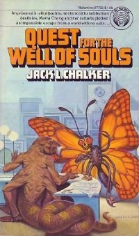 обложка книги Quest for the Well of Souls