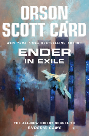 обложка книги Ender in exile