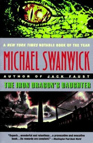 обложка книги The Iron Dragon's Daughter