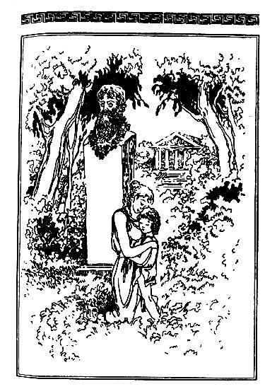 Изображение к книге Алкамен — театральный мальчик