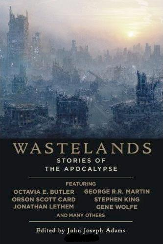 обложка книги Wastelands: Stories of the Apocalipse