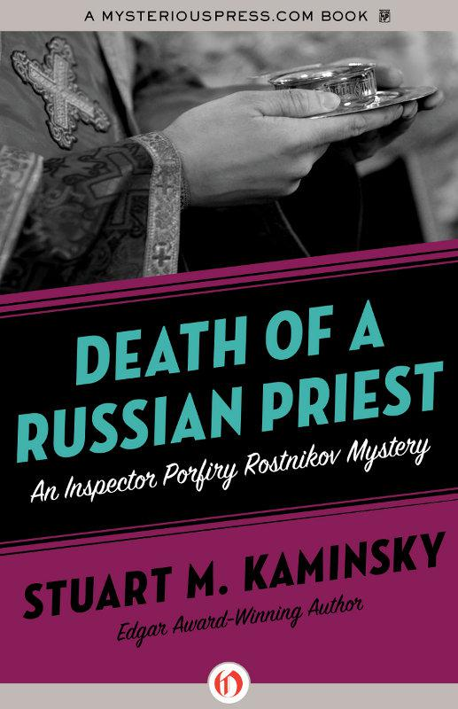 обложка книги Death Of A Russian Priest