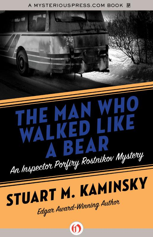 обложка книги The Man Who Walked Like a Bear