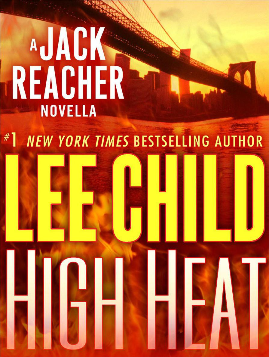 обложка книги High Heat: A Jack Reacher Novella