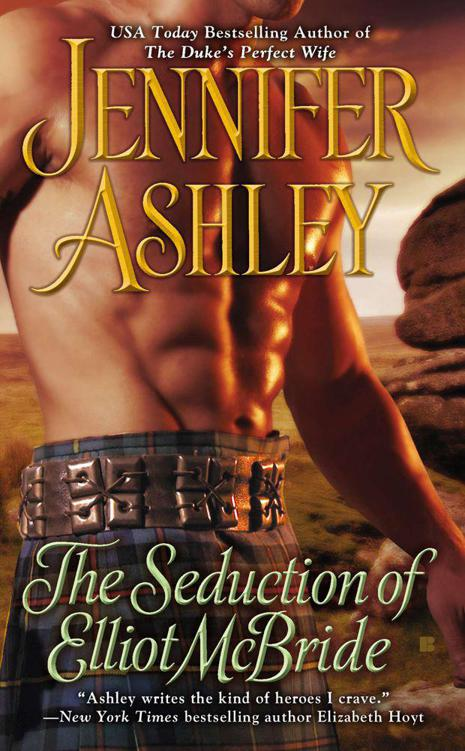 обложка книги The Seduction of Elliot McBride