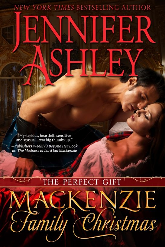 обложка книги Mackenzie Family Christmas: The Perfect Gift