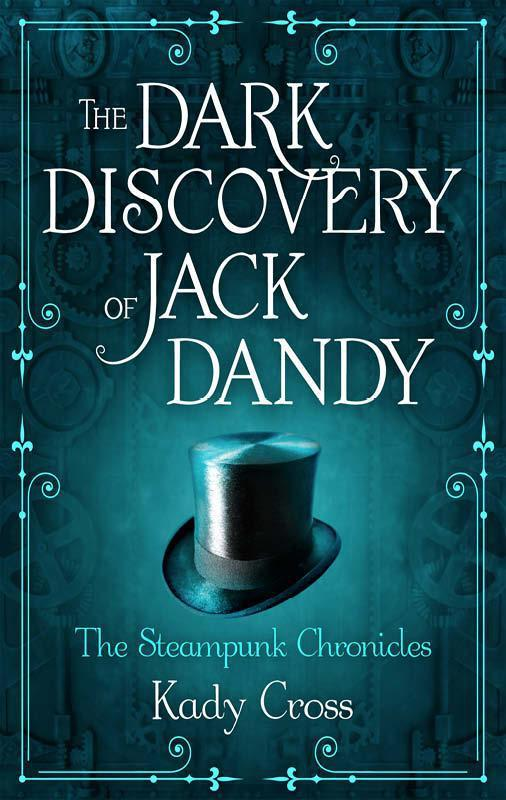 обложка книги The Dark Discovery of Jack Dandy