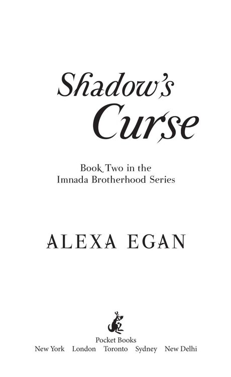 Изображение к книге Shadow's Curse
