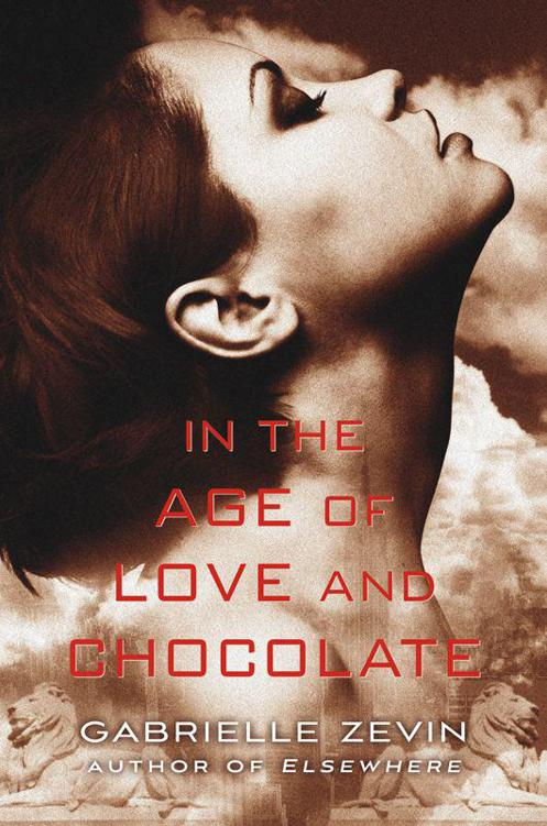 обложка книги In the Age of Love and Chocolate