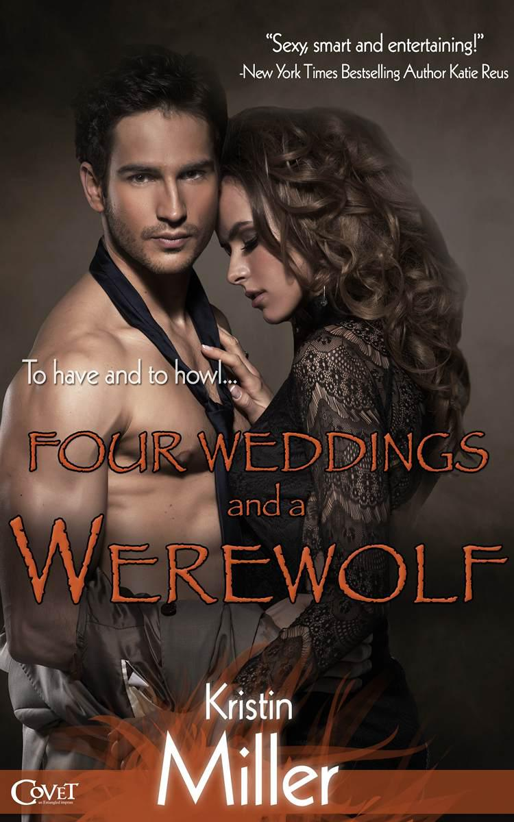 обложка книги Four Weddings and a Werewolf