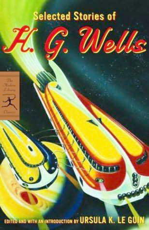 обложка книги Selected Stories of H. G. Wells