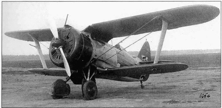 Изображение к книге Истребитель И-153 «Чайка»