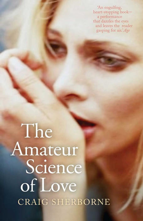 обложка книги The Amateur Science of Love