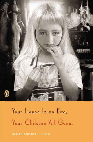 обложка книги Your House Is on Fire, Your Children All Gone