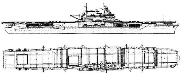 Изображение к книге Авианосцы США «Essex»