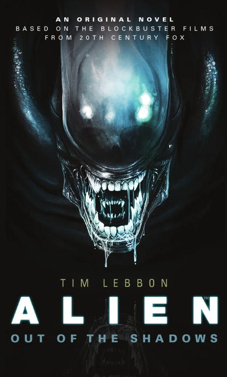 обложка книги Alien: Out of the Shadows