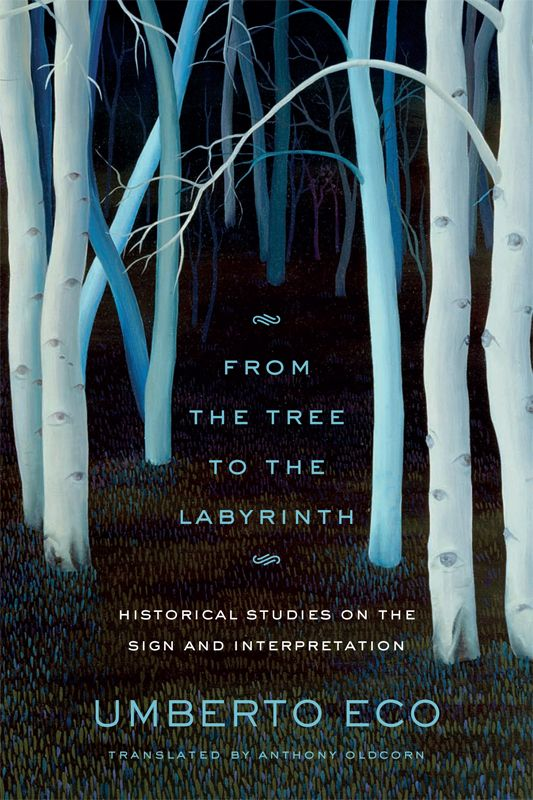 обложка книги From the Tree to the Labyrinth