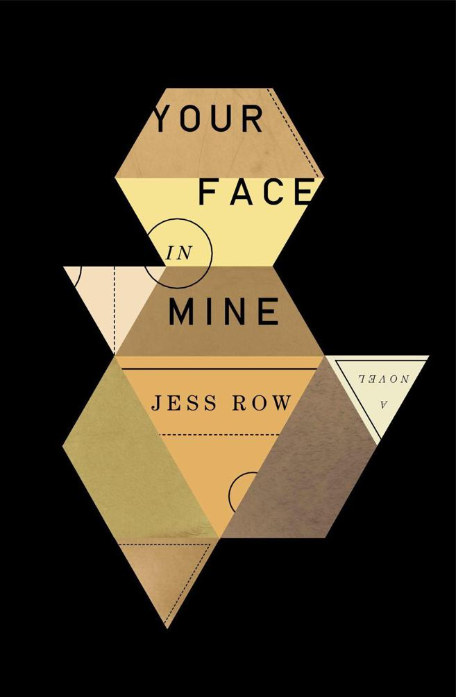 обложка книги Your Face in Mine