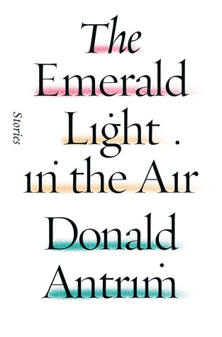 обложка книги The Emerald Light in the Air