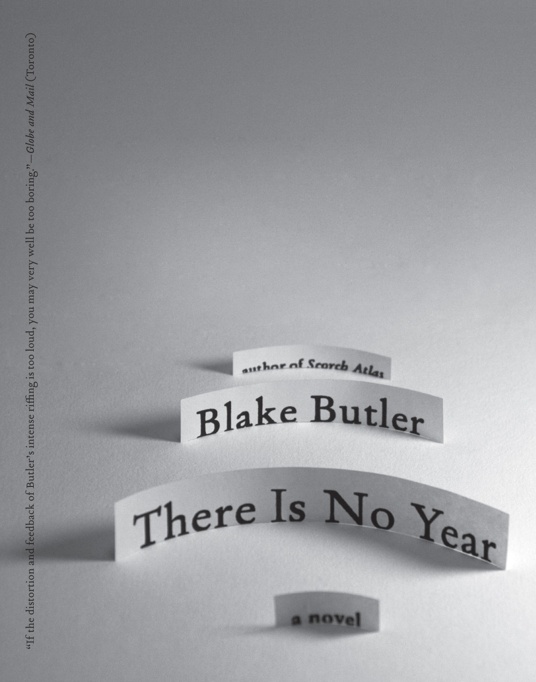 обложка книги There Is No Year