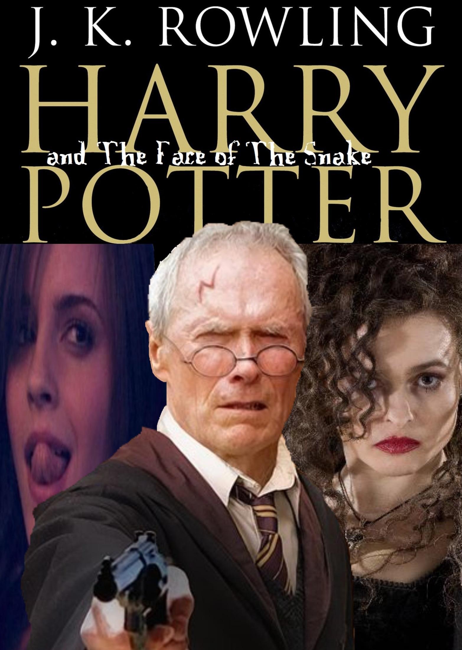 Изображение к книге Гарри Поттер и Лик Змеи