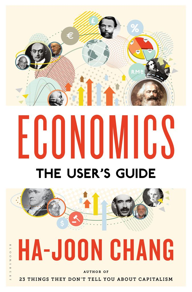 обложка книги Economics: The User's Guide