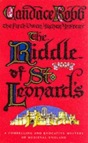 обложка книги The Riddle Of St Leonard's
