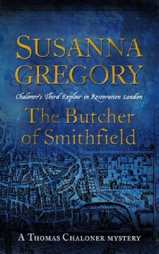 обложка книги The Butcher Of Smithfield